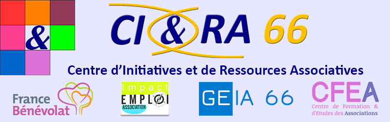 Centre d'initiatives & de Ressources Associatives CONVENTION S&G N :.