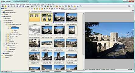 FastStone Image Viewer rappel FastStone Image Viewer 4
