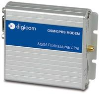 Modems GSM/GPRS à interface série M100 Programmable (Open AT) Equivalent FS10 / GenPro Pocket GPRS Micro Commandes AT personnalisables Oncell