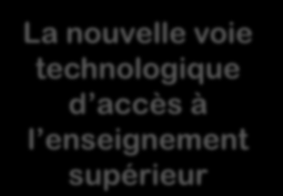 SCIENCES & TECHNOLOGIES DE L INDUSTRIE ET DU DEVELOPPEMENT