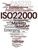 LE PAYSAGE NORMATIF Au niveau international ISO 22004 ISO 22000 Are you ready? How to use ISO 22000?
