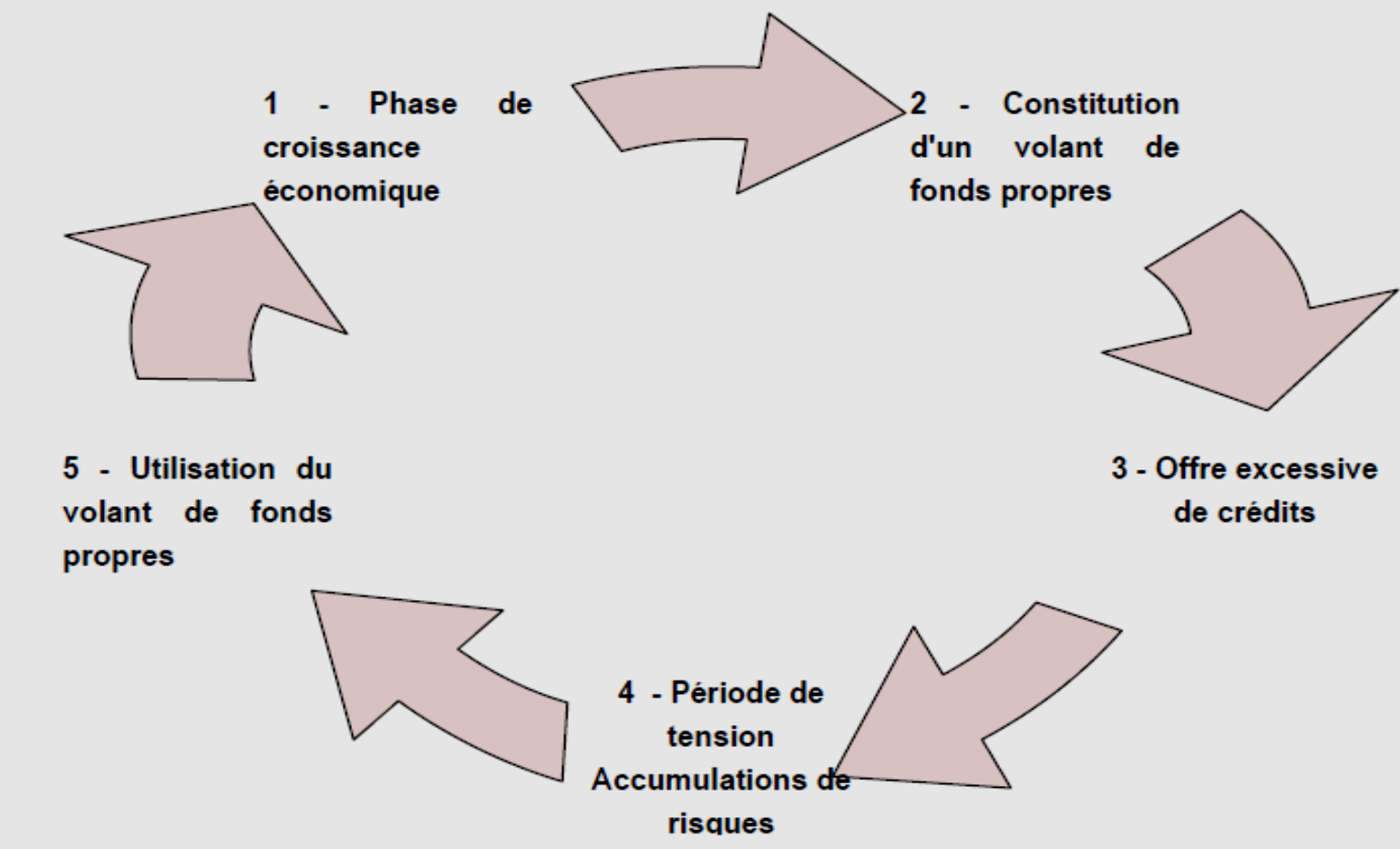 Section 3 : Les impacts systémiques ou macro prudentiels de la