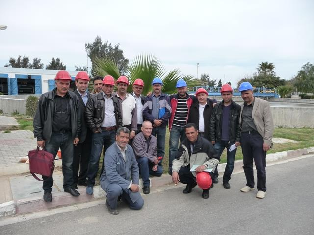 Tunisie Office ONAS Conception et réalisation de 2 cursus «Métiers» Design and realization of 2 programs of training Responsable