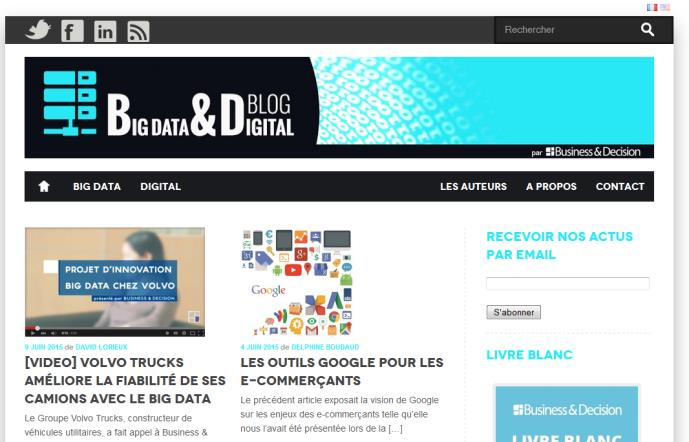 com Livre blanc «Du Big Data au Big