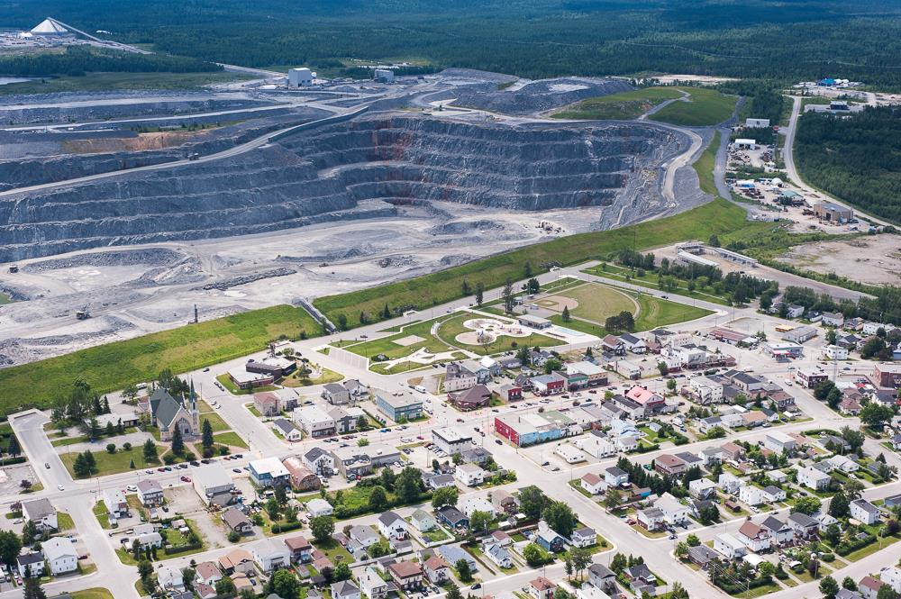 EXTENSION DE LA MINE AURIFÈRE CANADIAN MALARTIC