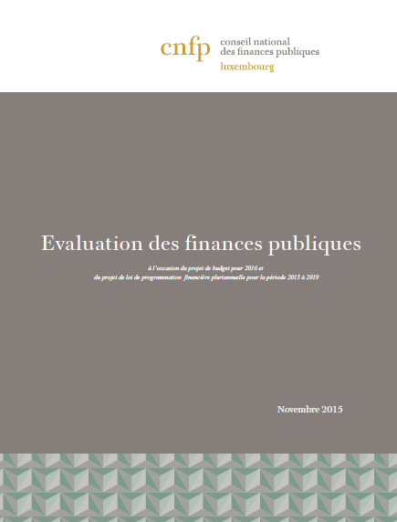 Structure de l évaluation I. SYNTHESE II. INTRODUCTION 1. Le Conseil national des finances publiques III. EVALUATION DU CNFP 2.