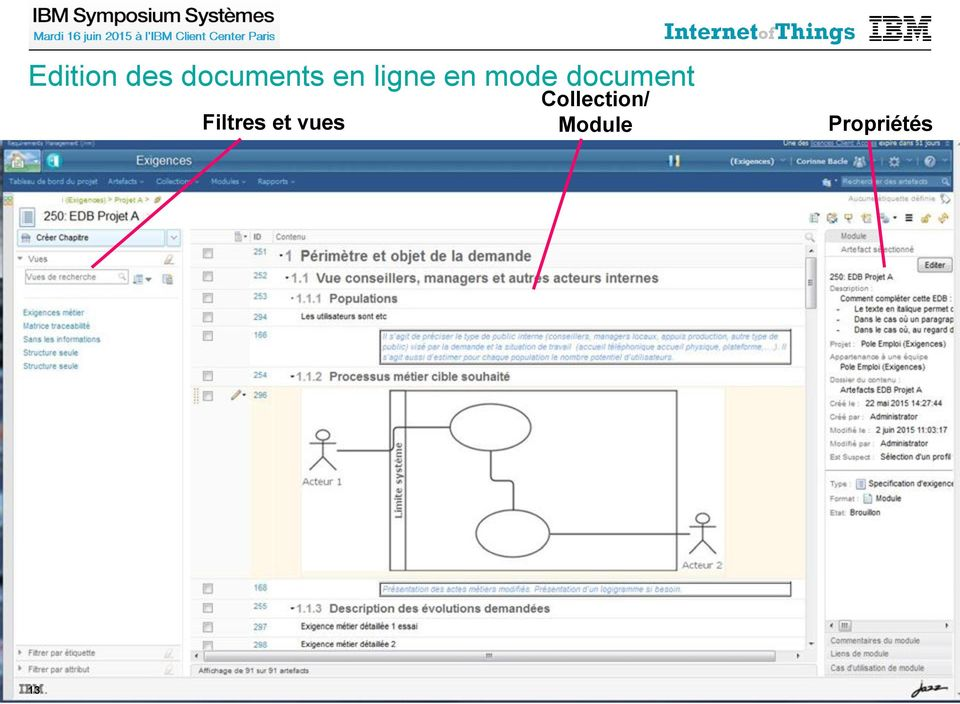 document Filtres et