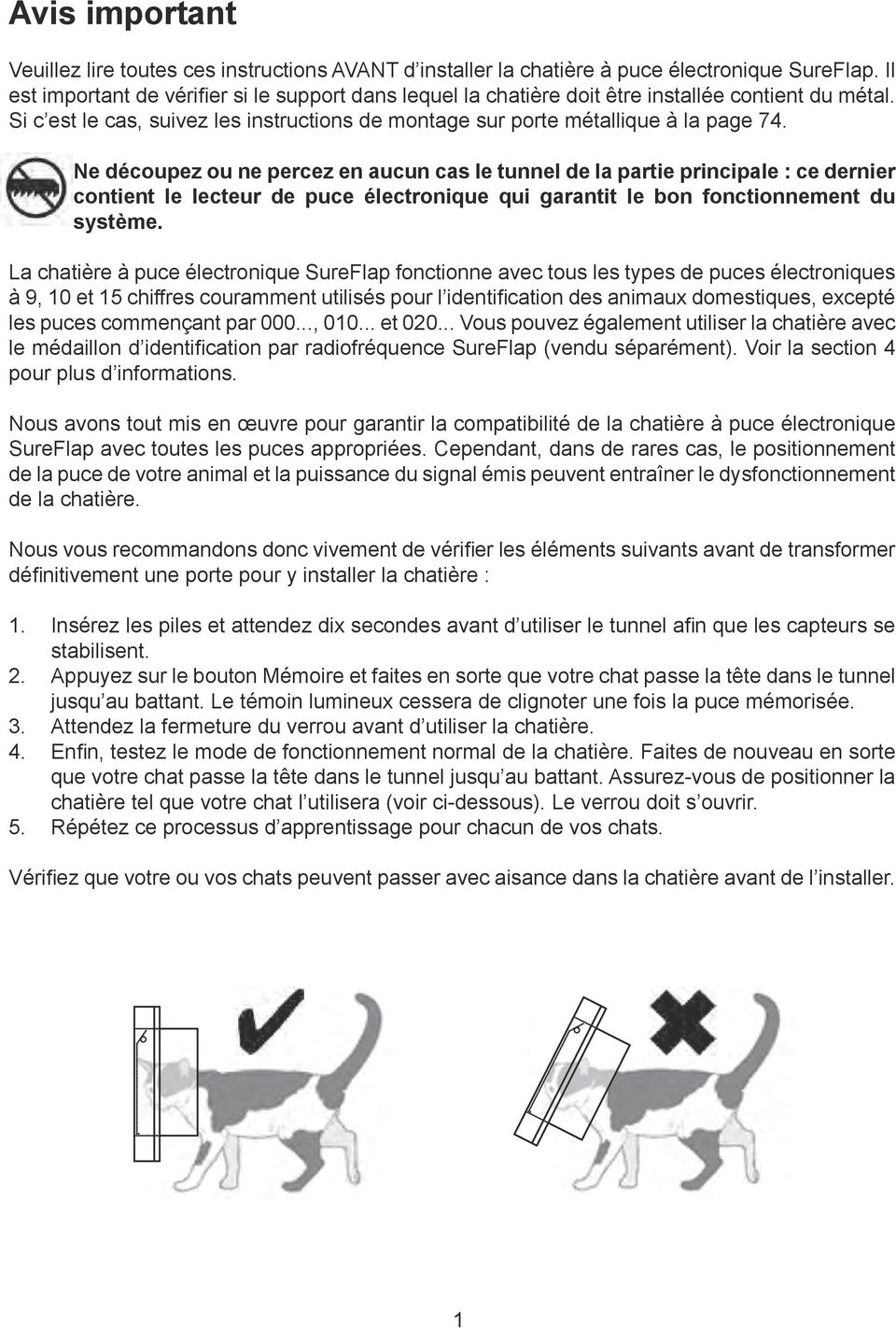 veuillez lire toutes ces instructions avant d installer la. Black Bedroom Furniture Sets. Home Design Ideas
