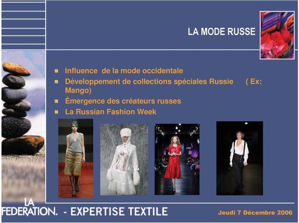 collections spéciales Russie ( Ex: