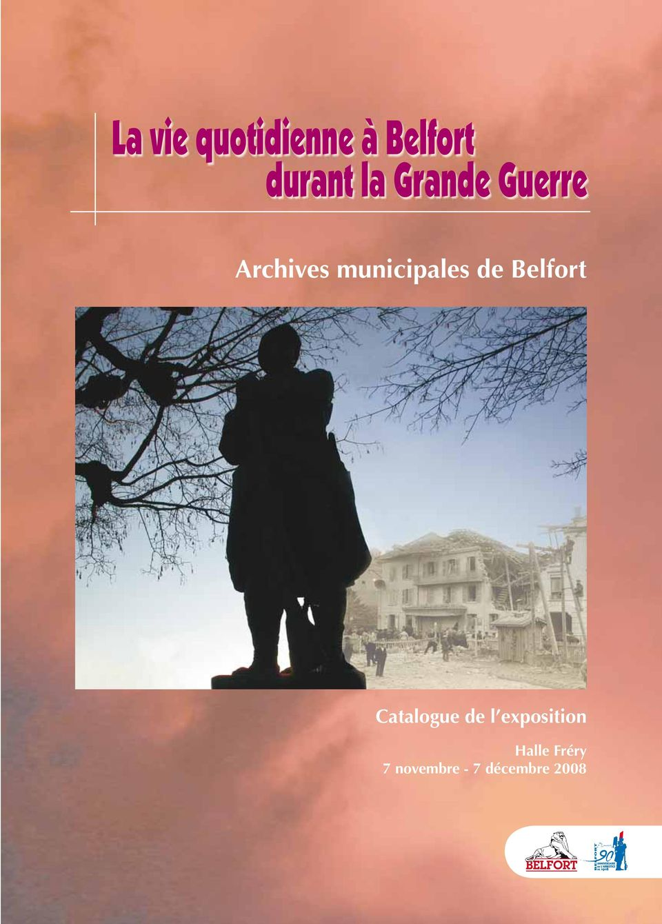 de Belfort Catalogue de l exposition