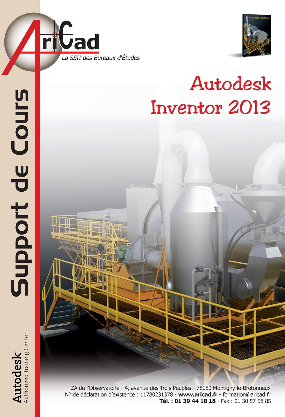 Support de cours autodesk inventor pdf for Buro mulhouse