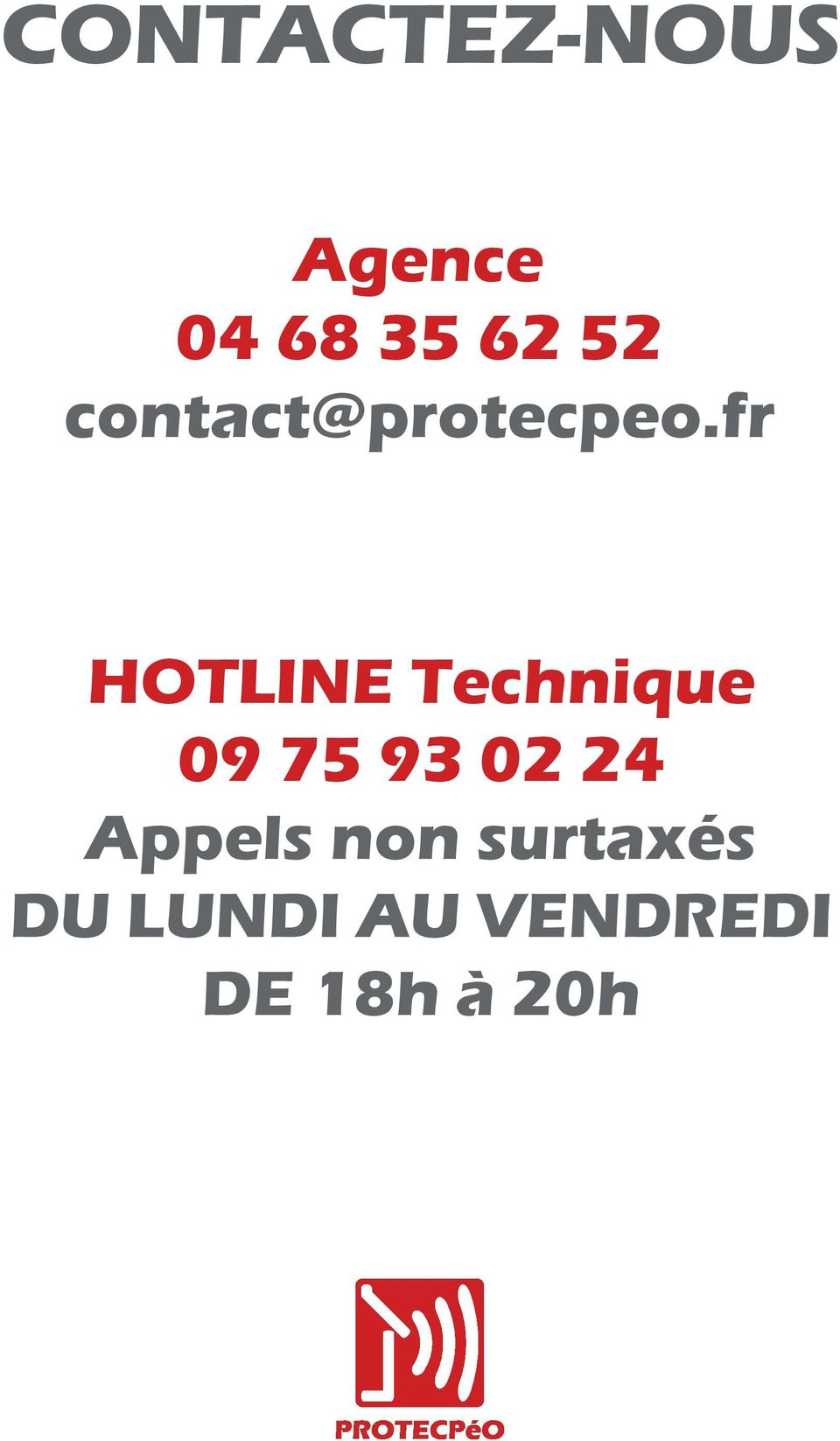 fr HOTLINE Technique 09 75 93 02 24