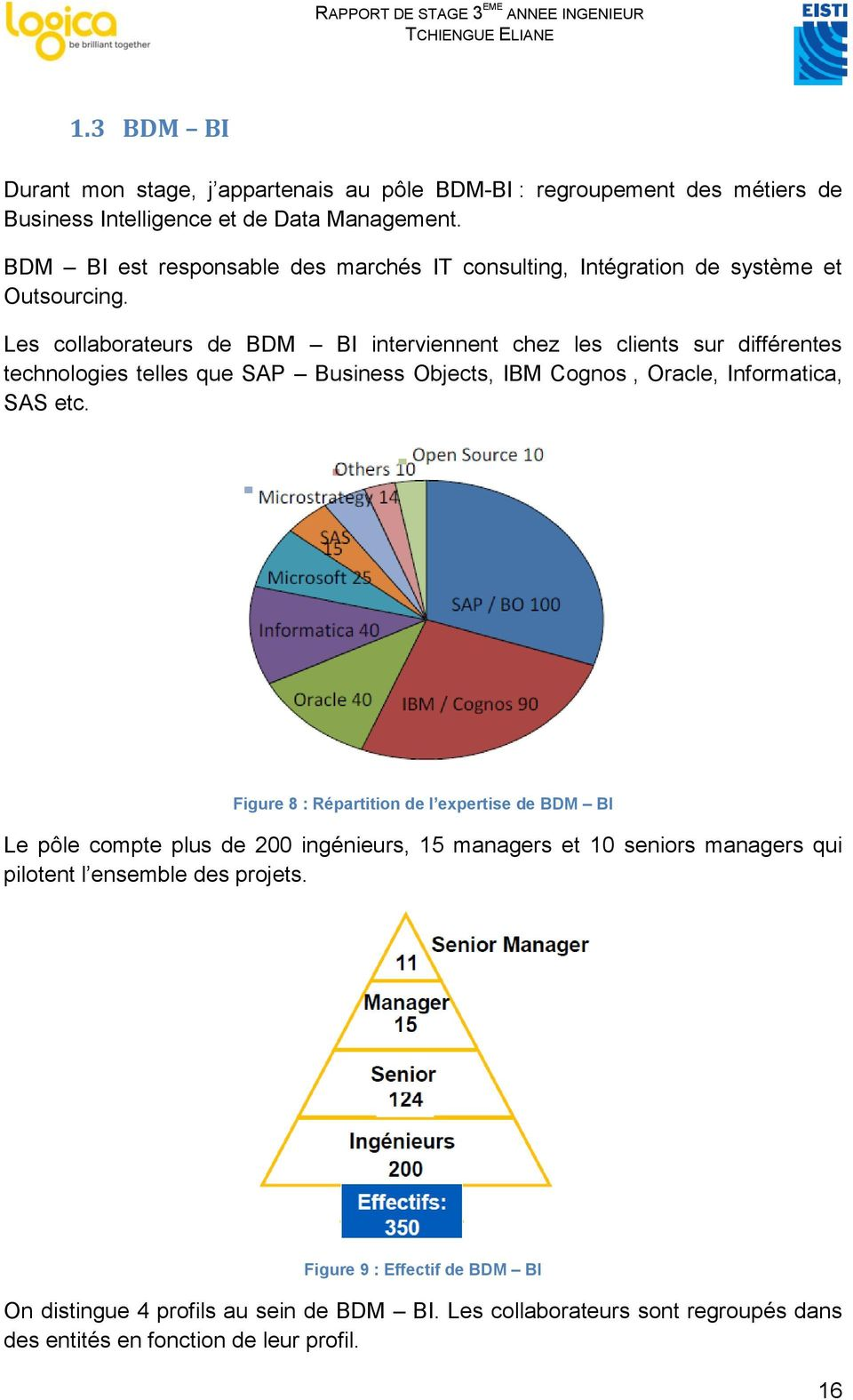 Les collaborateurs de BDM BI interviennent chez les clients sur différentes technologies telles que SAP Business Objects, IBM Cognos, Oracle, Informatica, SAS etc.