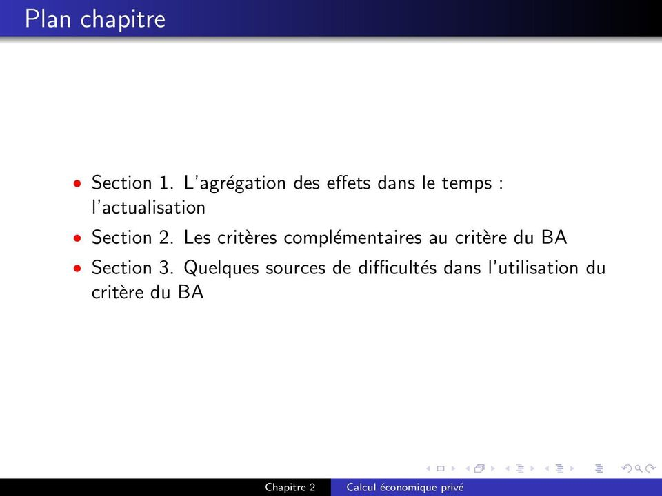 actualisation Section 2.