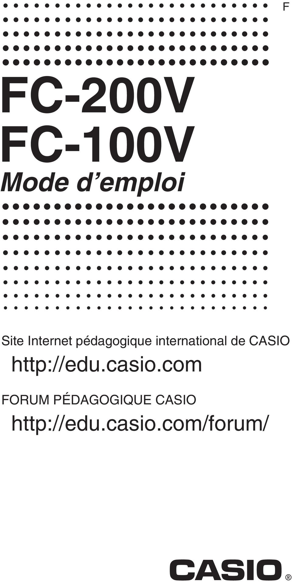 CASIO http://edu.casio.