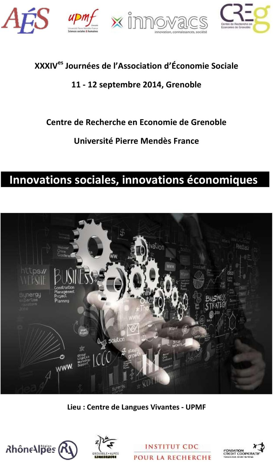 Grenoble Université Pierre Mendès France Innovations