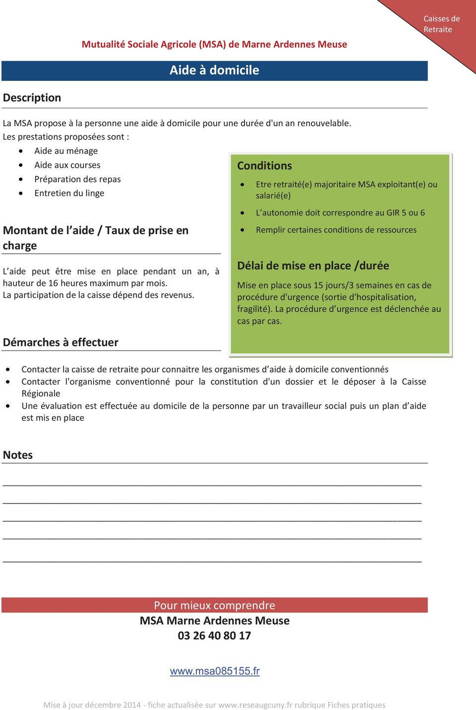 Aide au retour domicile apr s hospitalisation ardh conditions pdf - Procedure hospitalisation d office ...