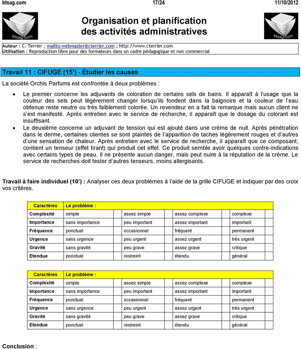 organisation et planification des activit s administratives pdf. Black Bedroom Furniture Sets. Home Design Ideas