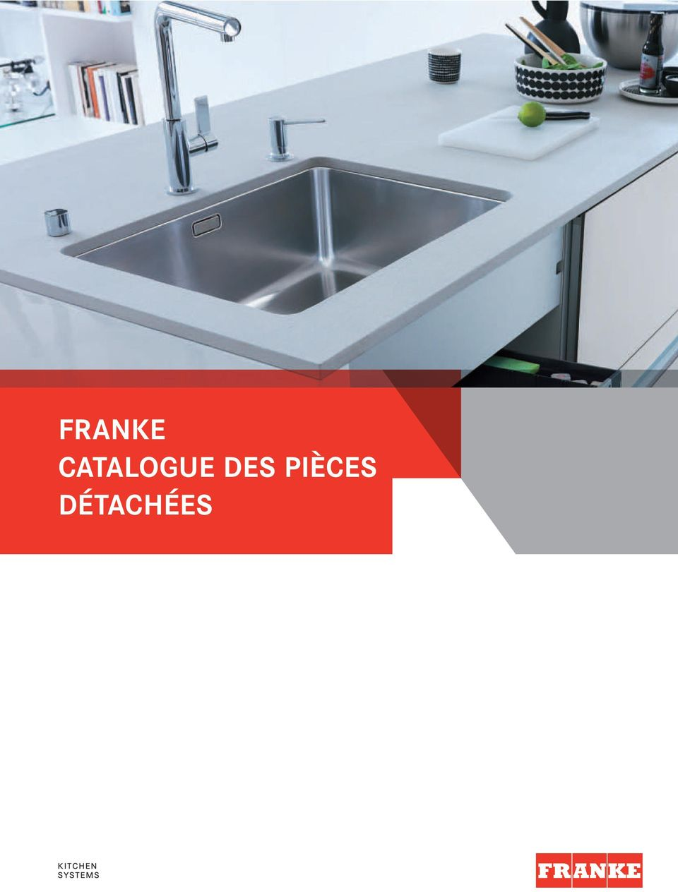 Franke catalogue des pi ces d tach es pdf - Pieces detachees evier franke ...