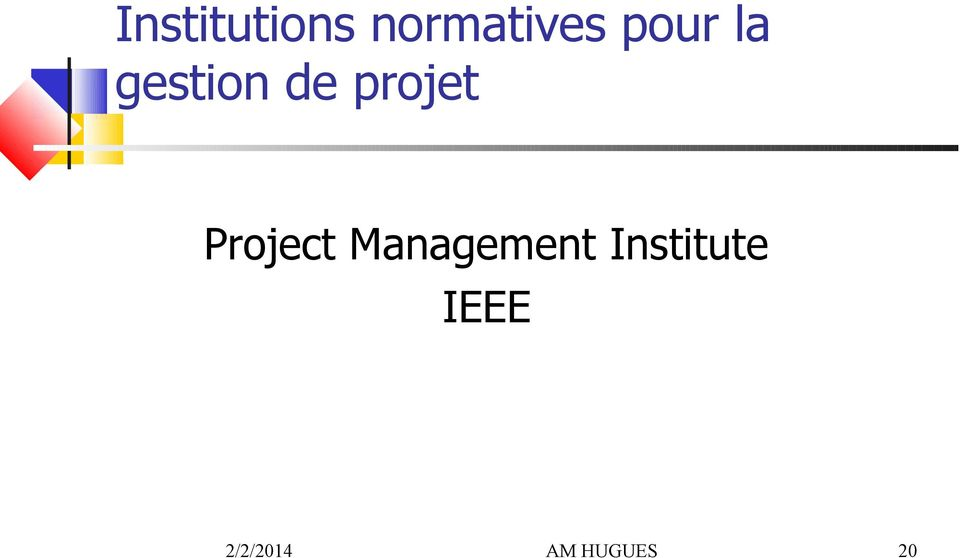 projet Project