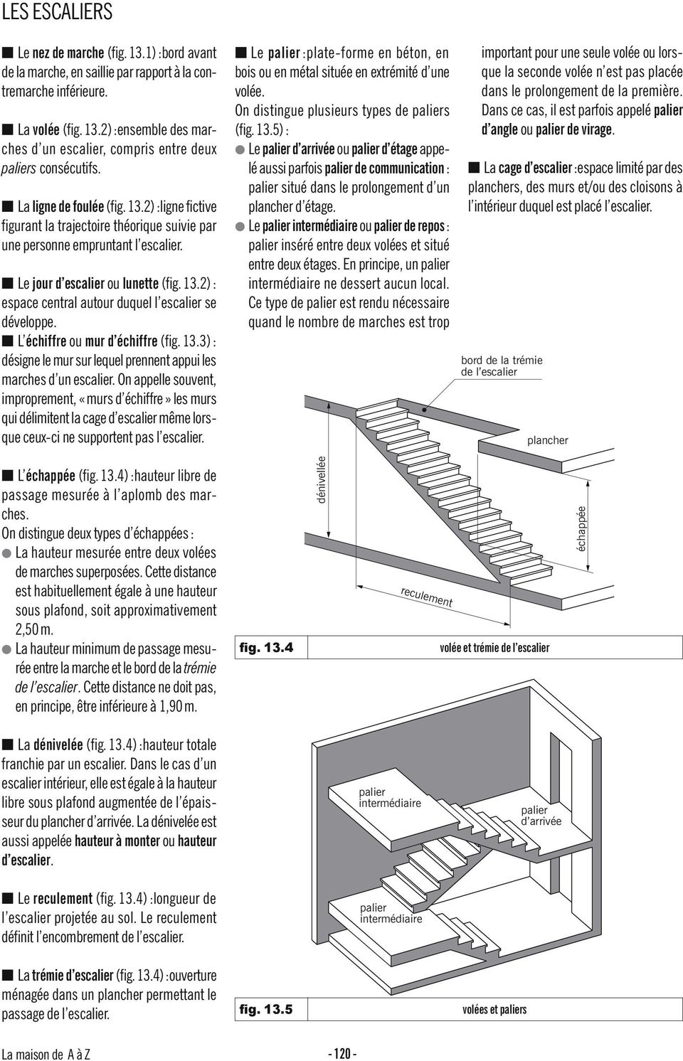 les escaliers les mots de l escalier pdf. Black Bedroom Furniture Sets. Home Design Ideas