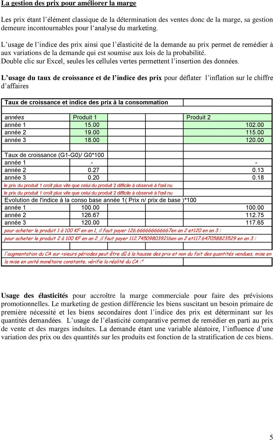 cours de gestion commerciale et marketing pdf