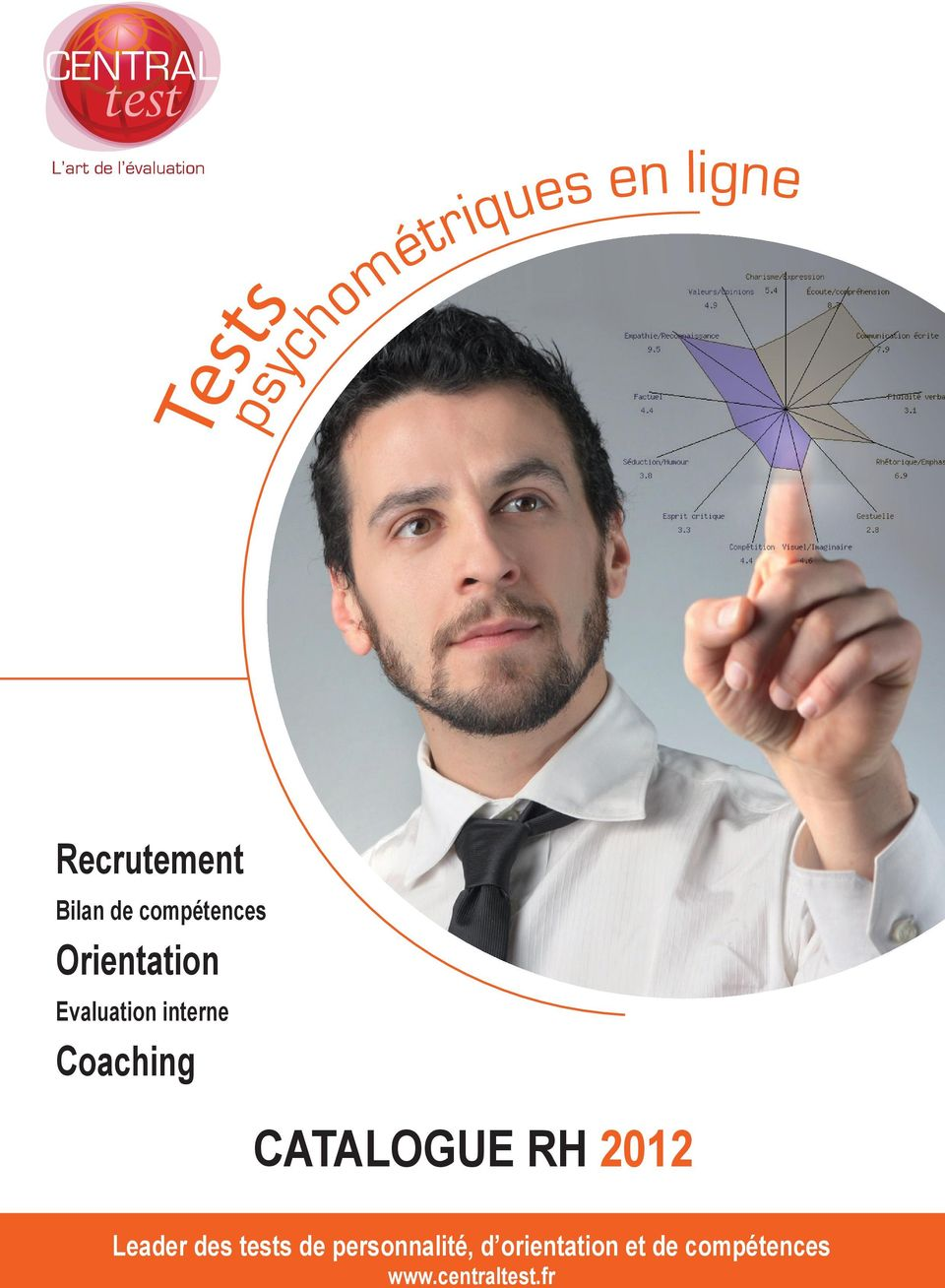 interne Coaching Catalogue RH 2012 Leader des