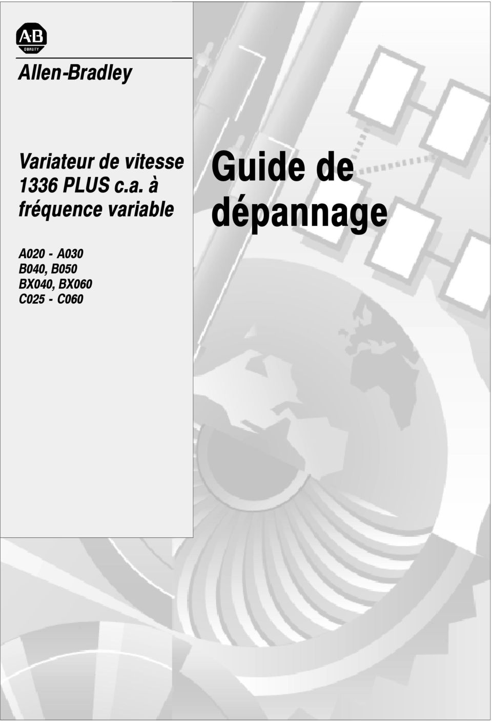 à fréquence variable Guide de