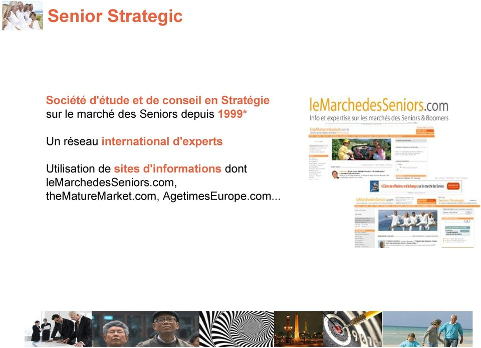international d'experts Utilisation de sites d'informations