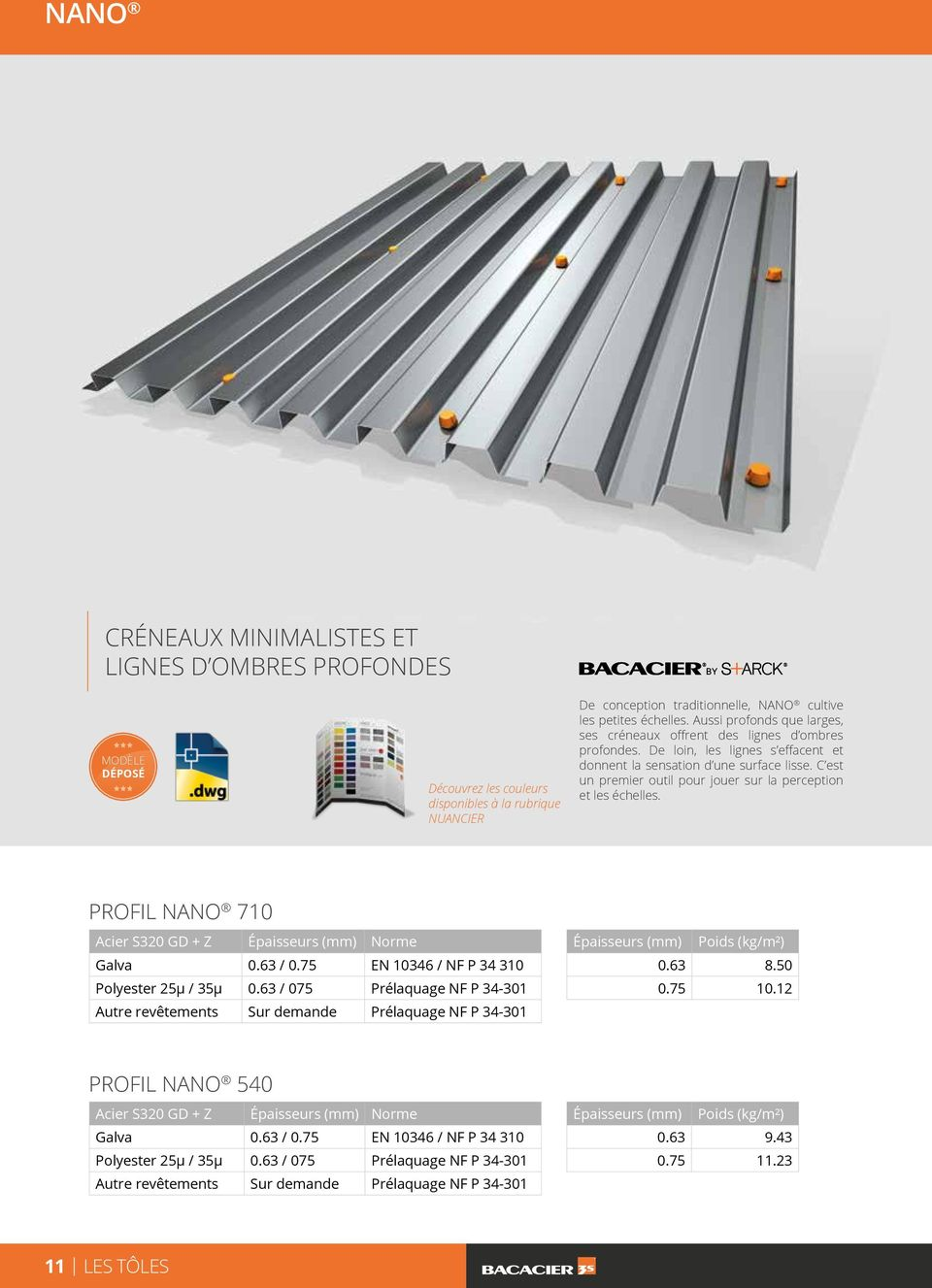 Reinventing steel building pdf - Catalogue profile acier ...