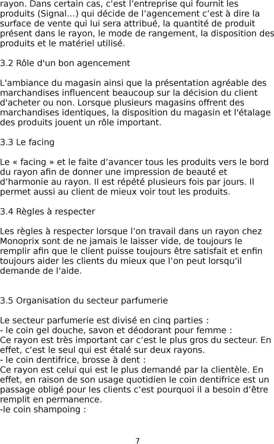 rapport de stage pdf informatique
