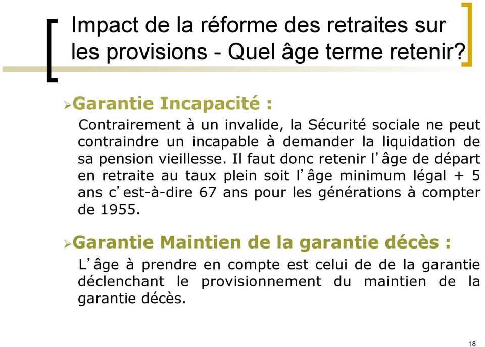 pension vieillesse.