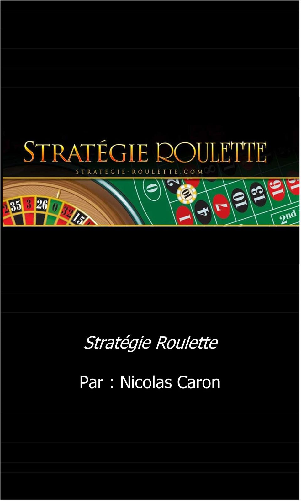 strategie roulette