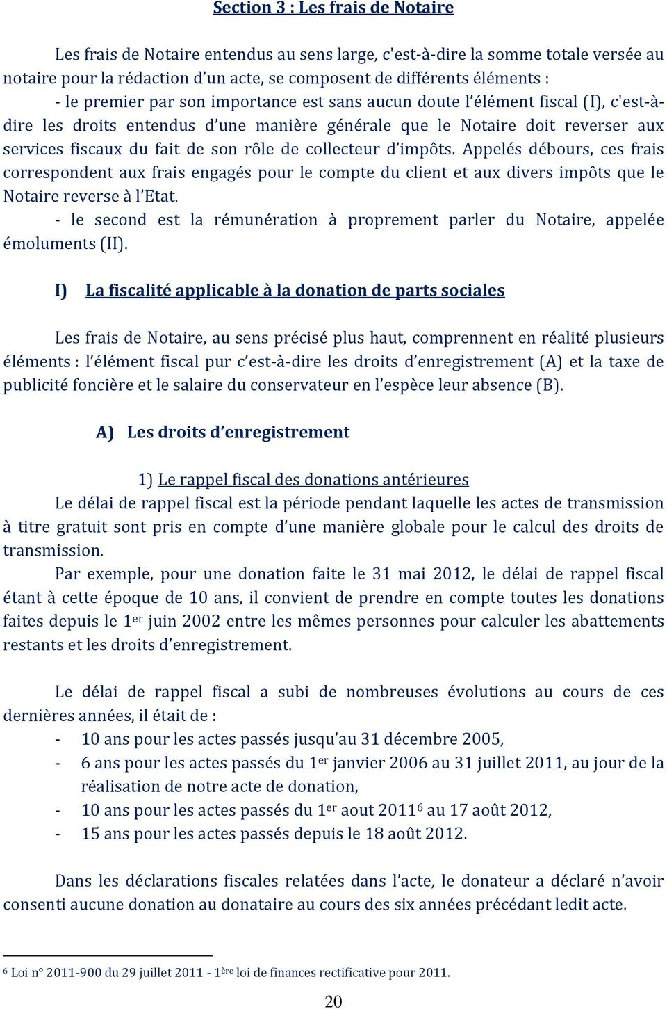 reserve de propriete cours de finance pdf