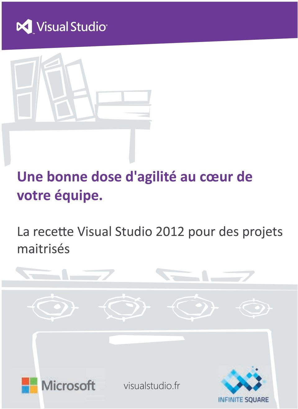 La rece e Visual Studio