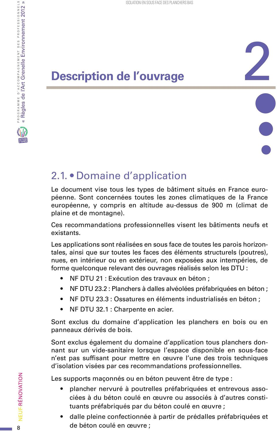 les types de planchers pdf