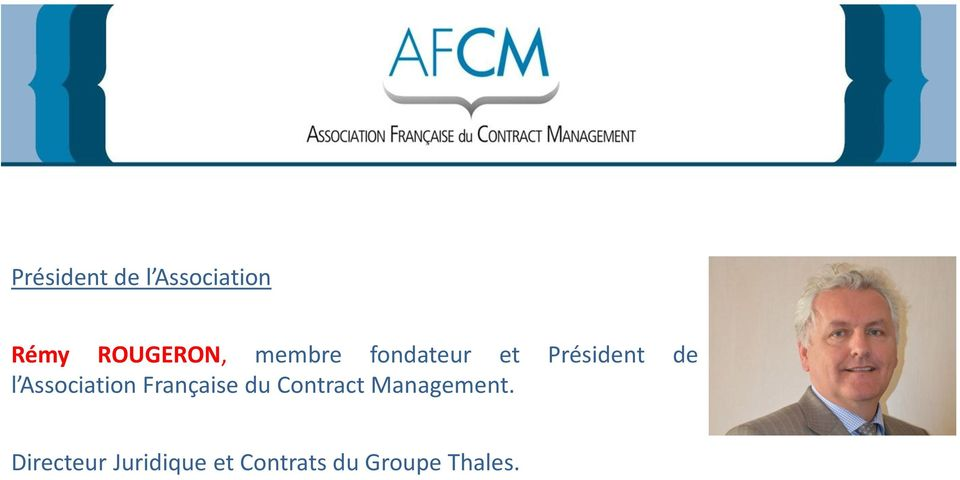 Association Française du Contract
