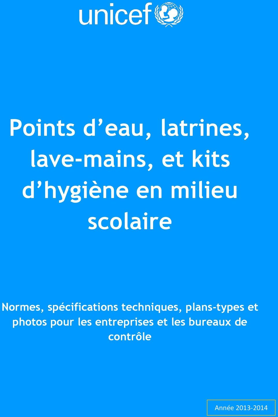spécifications techniques, plans-types et photos