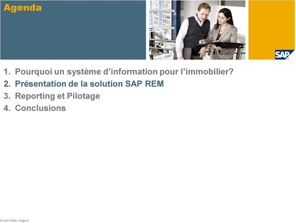 l immobilier? 2.