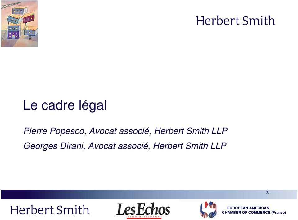 Herbert Smith LLP Georges