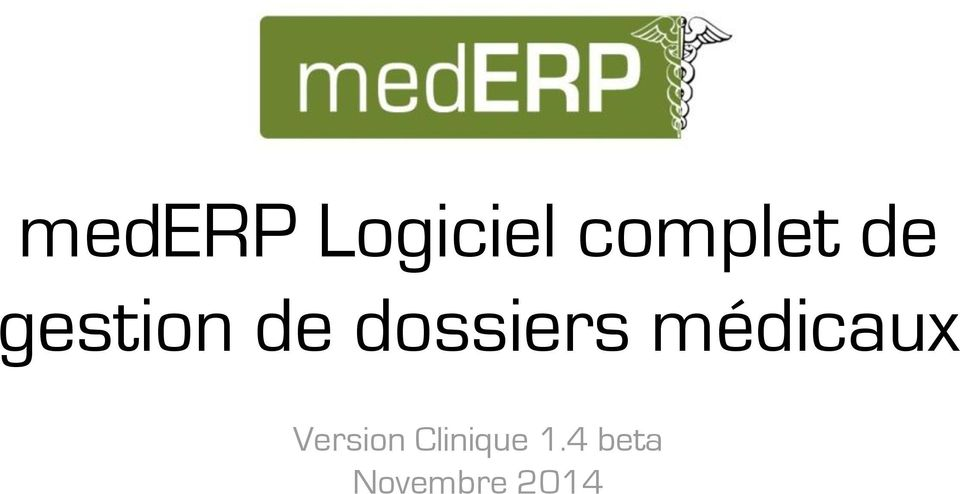 médicaux Version