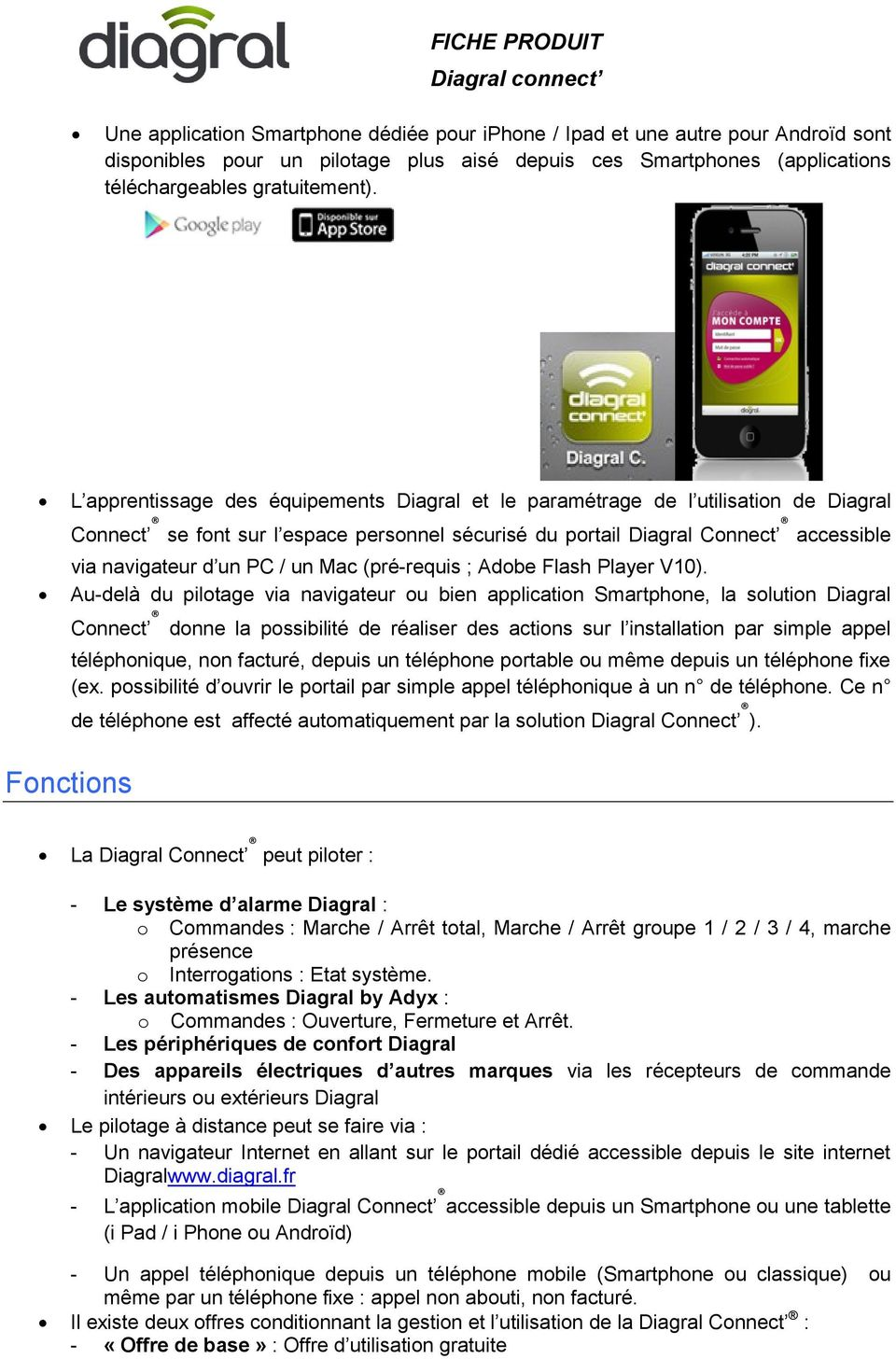 Mac (pré-requis ; Adobe Flash Player V10).