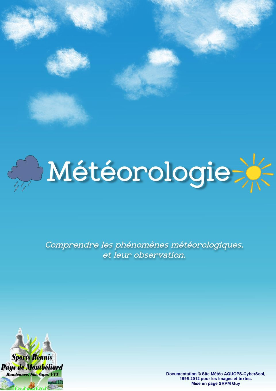 Documentation Site Météo AQUOPS-CyberScol,