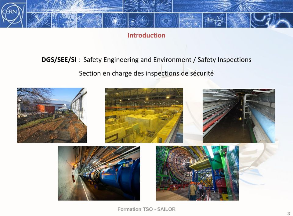Safety Inspections Section en