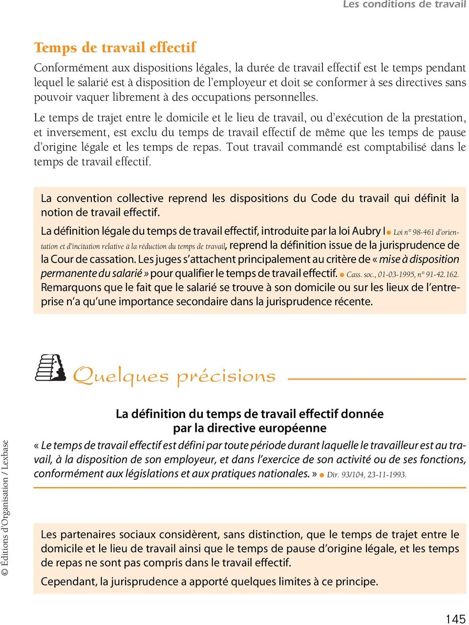 la convention collective des cabinets d avocats pdf