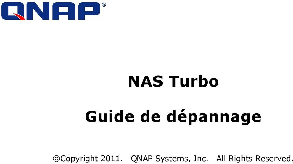 2011. QNAP Systems,