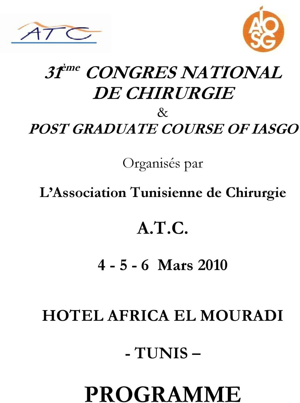 Association Tunisienne de Ch