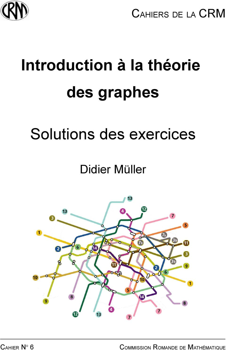 exercices Didier Müller CAHIER N O