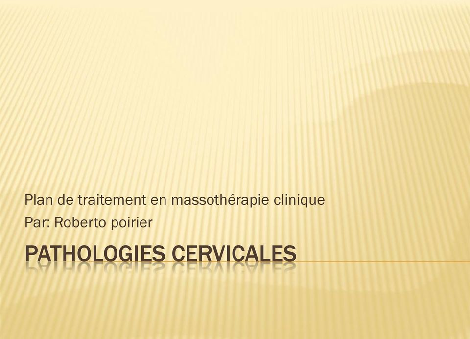 clinique Par: Roberto