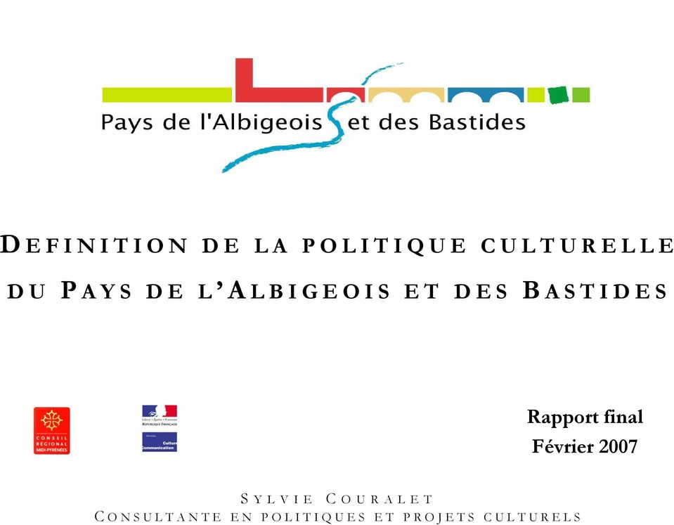 Rapport final Février 2007 S YLVIE C
